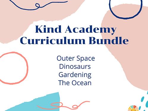 Homeschool Curriculum Guides Bundle