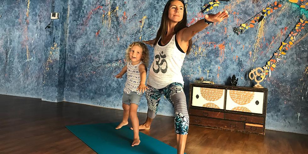 Kind Nature Yoga Demo