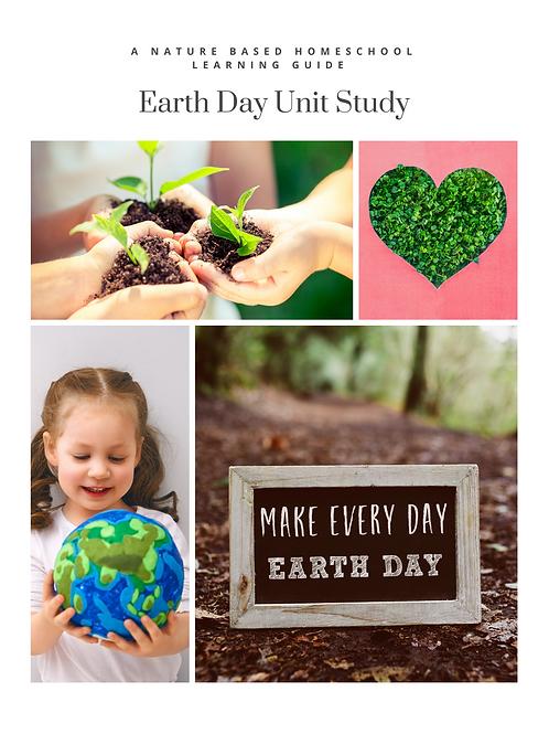 Earth Day Unit Study