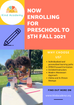 Tuition Assistance Information for Kind Academy 2021-2022