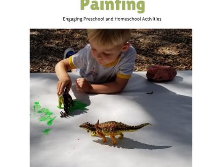 Dinos Week at Nature School