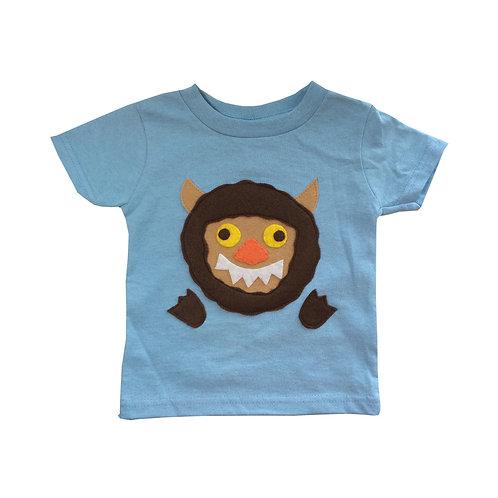 Wild Monster - Kids T-Shirt