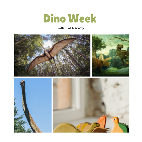 All About Dinos