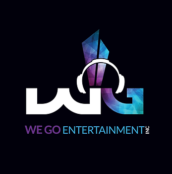 We Go Entertainment Wedding DJ Logo