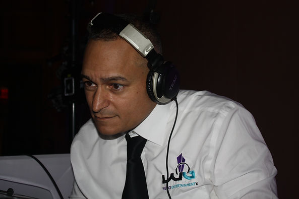 DJ Frankie Valentine