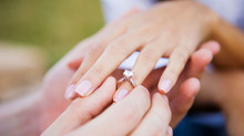 How do you tell everyone you're engaged?