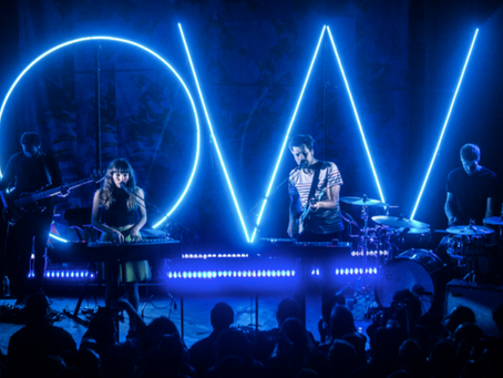 Oh Wonder:                                                an album release gig with a twist