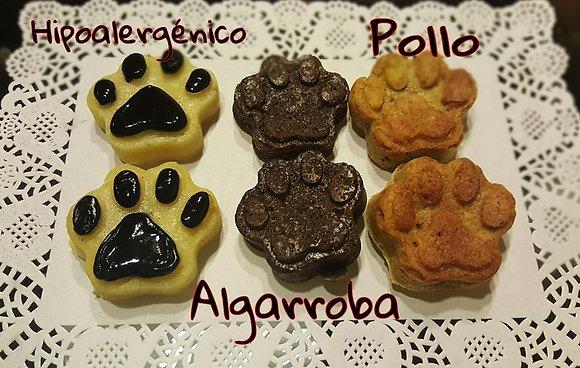 6 Muffins de patitas