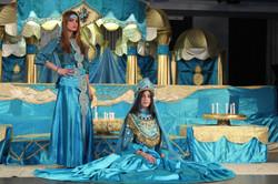 אוהל טורקיז