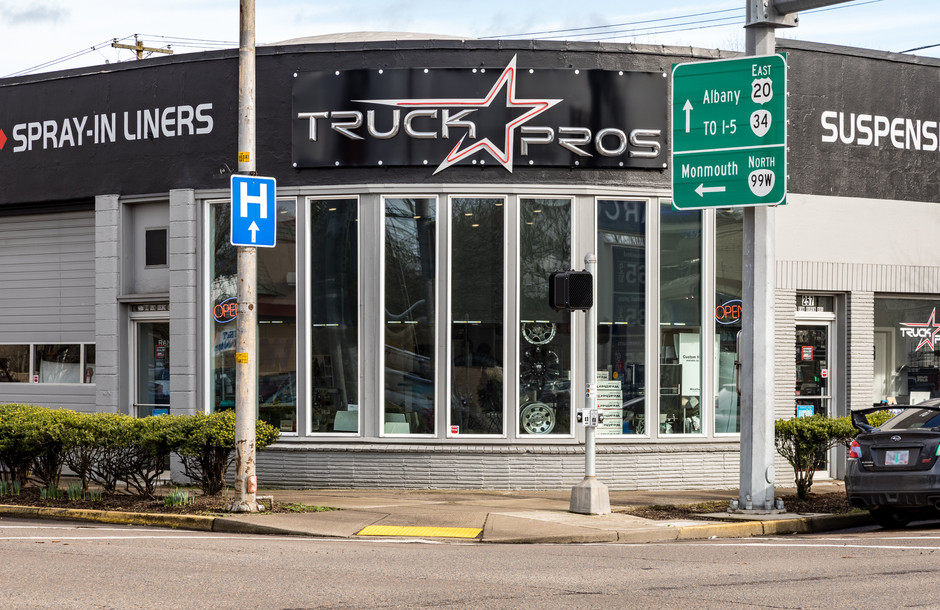Truck Pros Shop