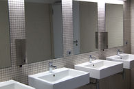 Plumbing remodel for commercial