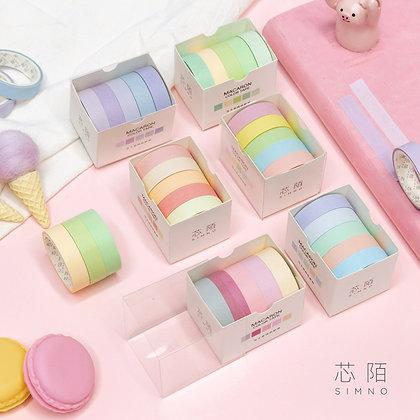 Set Tape Pastel