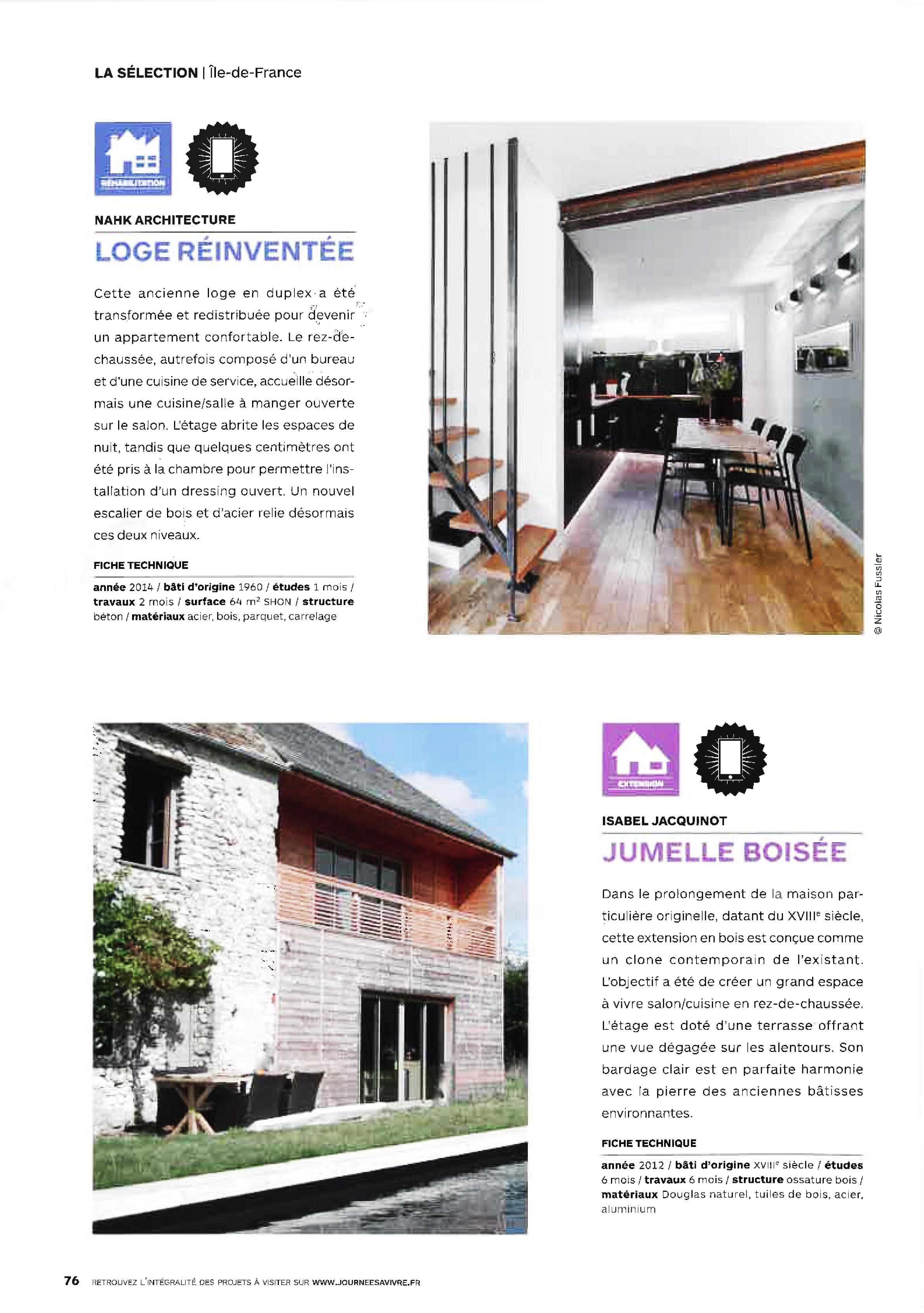 LOGE REINVENTEE - PAGE 76