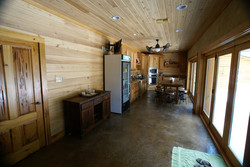 Custom Cypress Log Home