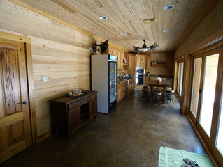 What is the best species wood for log homes or log cabins?