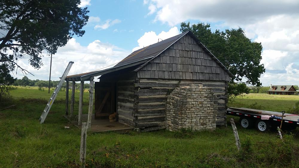 San Felipe Log Cabin
