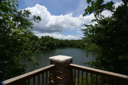 Great view from deck