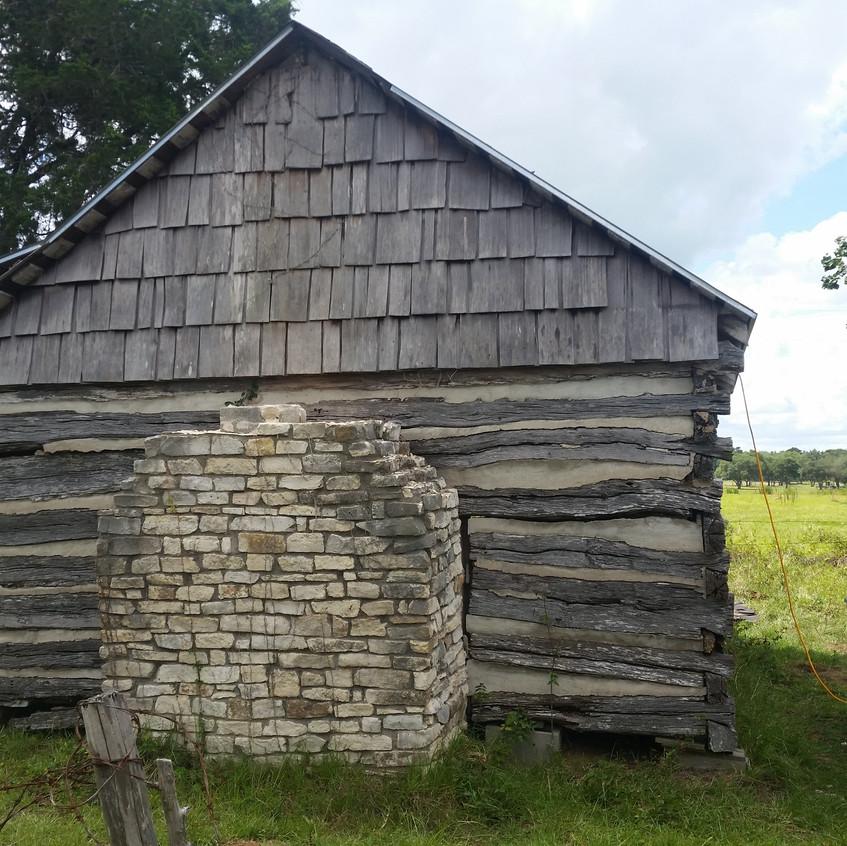 cabin side
