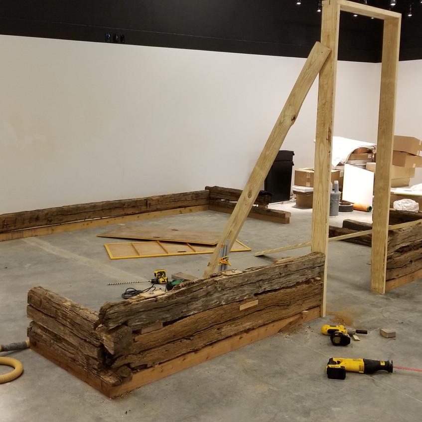 base logs