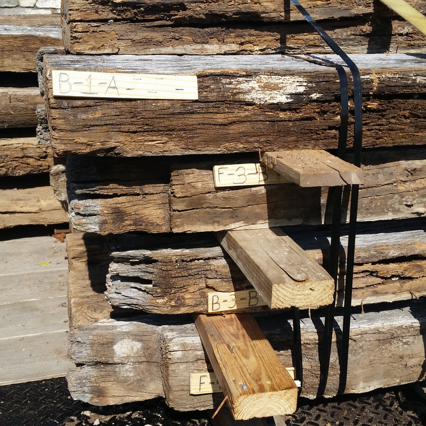 log labels