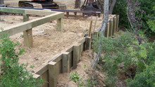 What type of foundation  is best for a Log home?