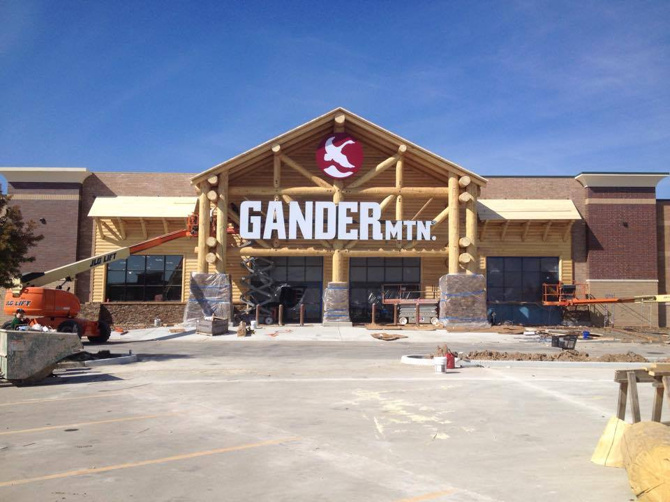 Gander Mountain Truss