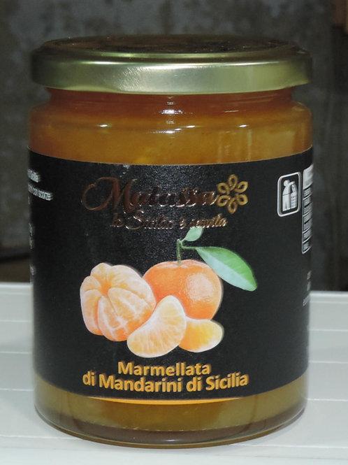 MARMELLATA DI MANDARINI DI SICILIA 360 g BUONISSIMA