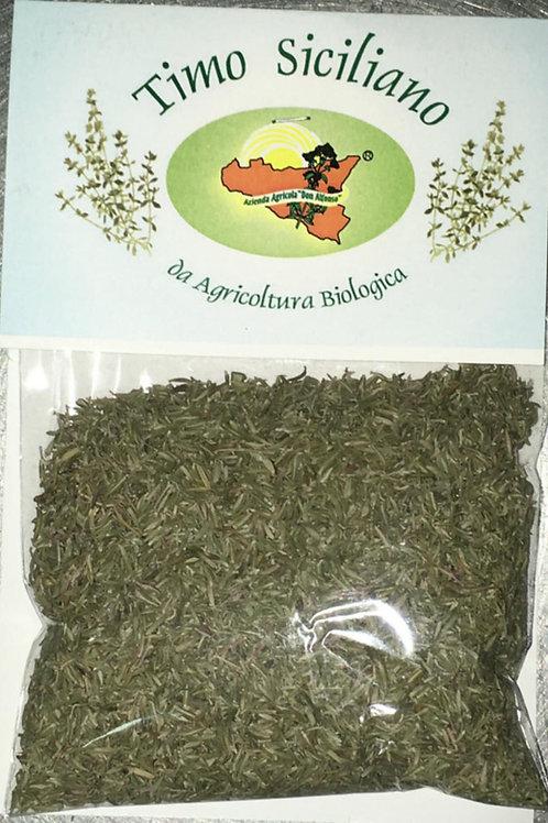 TIMO SGRANATO SICILIANO BIOLOGICO SICILIA 20 g