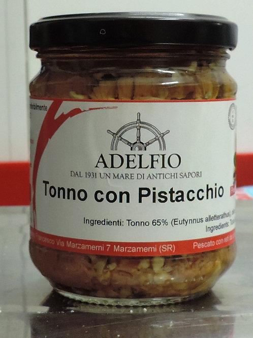 tonno con pistacchio ( Sicilia che gusto ) 200 g
