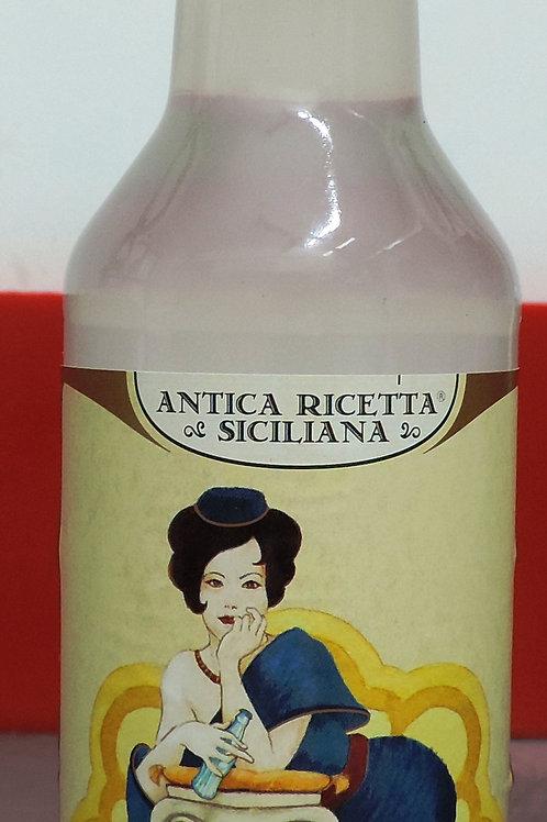 Bibita al Limone e Zenzero Antica ricetta Siciliana Polara 27,5 cl
