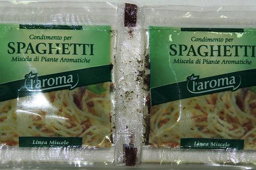 condimento per spaghetti miscela di piante aromatiche ( SiciliacheGusto ) 10g