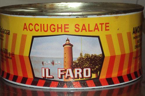 ACCIUGHE SALATE LAVORAZIONE SICILIA 1 kg