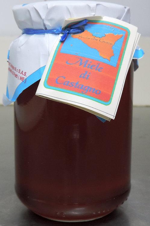 miele di castagno ZAFFERANA  500g