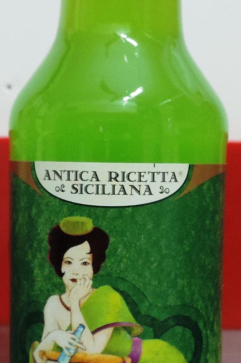 Bibita al Mandarino verde Antica ricetta Siciliana Polara 27,5 cl