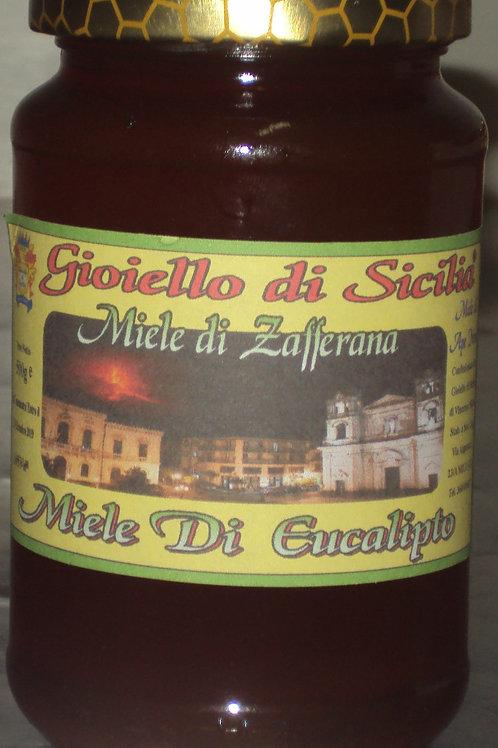 miele di eucalipto ZAFFERANA ETNEA  500g