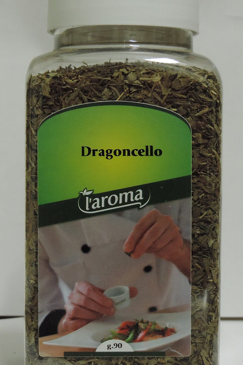 dragoncello secco con contenitore dosatore (Sicilia che gusto ) 90 G