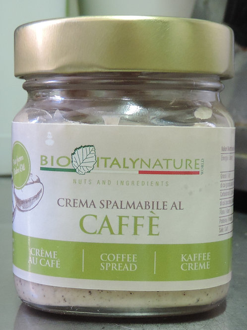 Crema spalmabile al Caffè 180 g