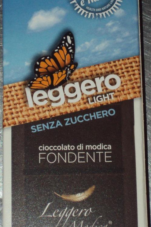 CIOCCOLATO  LEGGERO LIGHT SENZA ZUCCHERO RIZZA 1935 SICILIA 60G