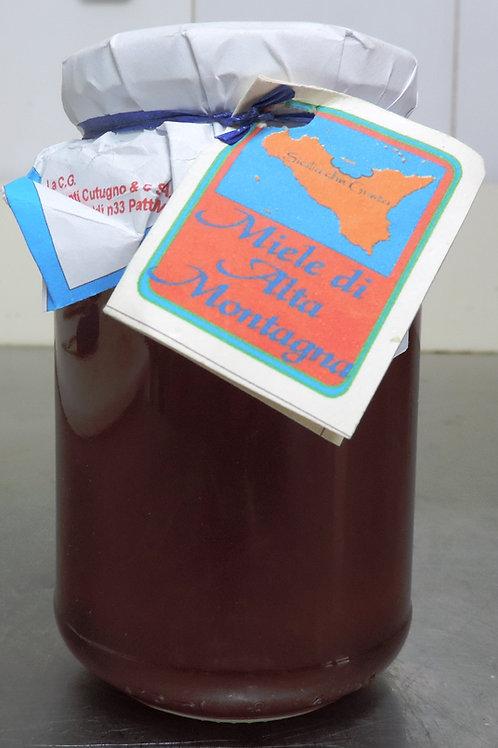miele di alta montagna - ZAFFERANA ETNEA 500g