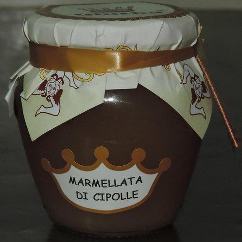CREMA DI CIPOLLE MARMELLATA bianche SICILIA 212 g BUONISSIMA
