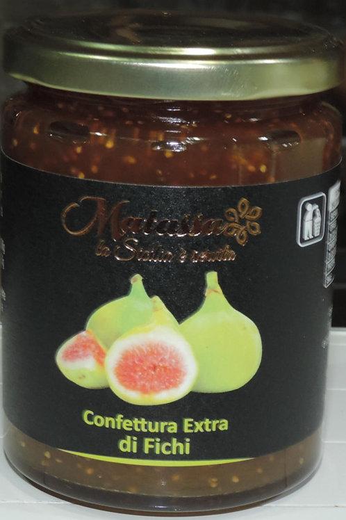 CONFETTURA EXTRA DI FICHI SICILIA 360 g