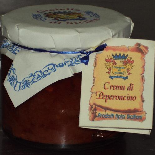crema patè al peperoncino piccante  200 g