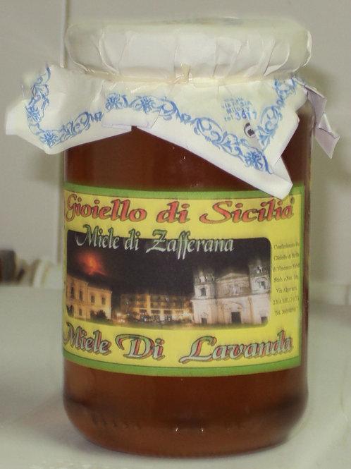 miele di lavanda ZAFFERANA ETNEA  500g