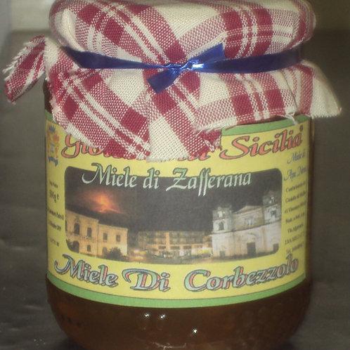 miele di corbezzolo ZAFFERANA ETNEA  500 G
