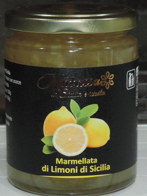 MARMELLATA DI LIMONI DI SICILIA 360 g BUONISSIMA!