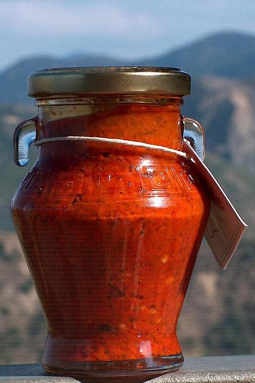 crema patè al peperoncino piccante  106 g