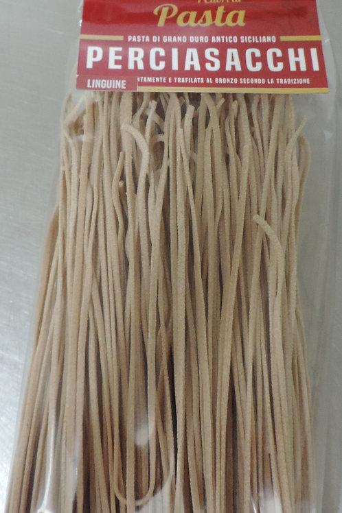 Pasta linguine di grano antico Siciliano Percia sacchi 500 g