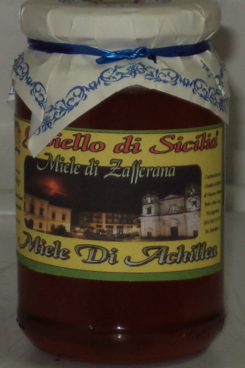 miele di Achillea  ZAFFERANA ETNEA  500g
