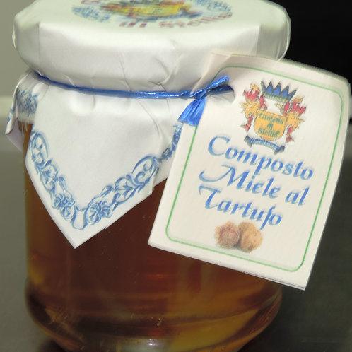 COMPOSTO MIELE E TARTUFO  250 G
