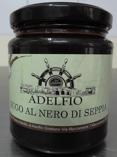 Sugo al Nero di Seppie vaso gr 300